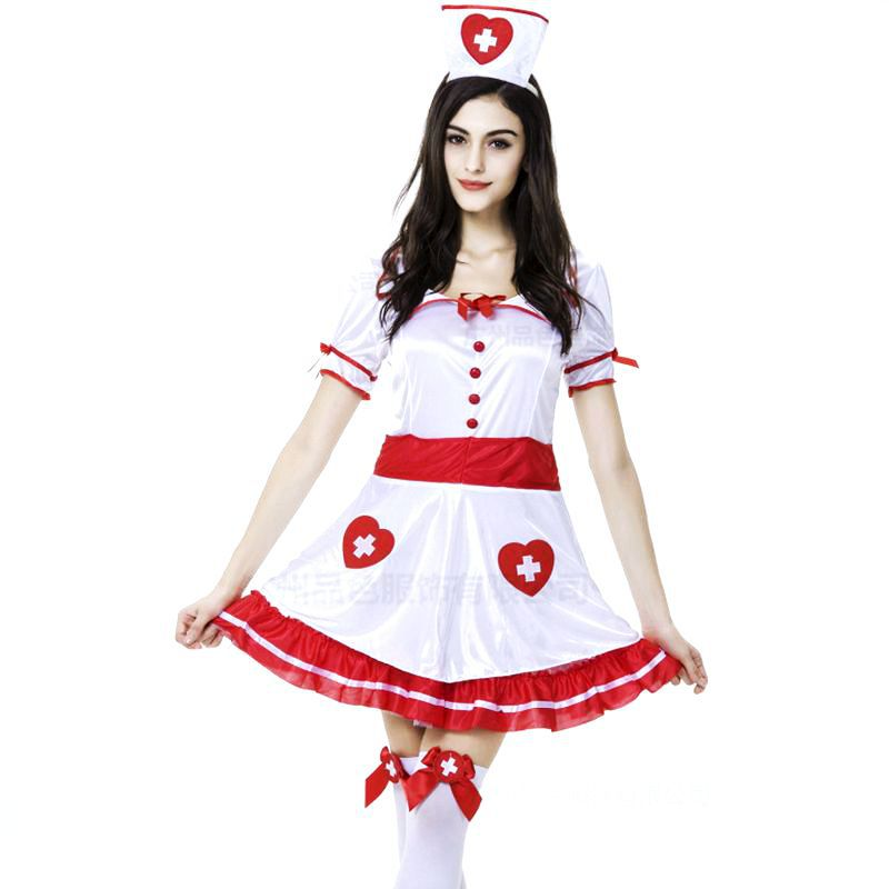 Buy nurse halloween costume for women and get free shipping on  AliExpress.com 3242c7c7e1a4