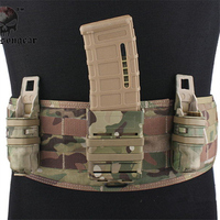 EmersonGear LBT1647B Style Molle Belt Airsoft Painball Wargame Genuine USA 500D Multicam fabric Hunting Accessories