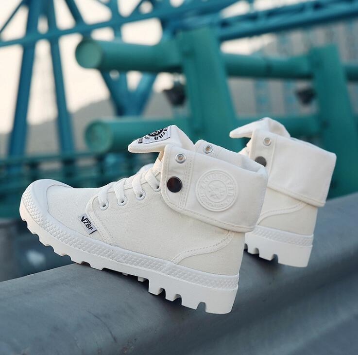 Fond Toile B405 Style Épais 2018 dessus gris blanc Loisirs De La up À Ciel Effgt Femmes Noir Dentelle Haut Nouveau Mode pu Chaussures Confortable UOFqw6w