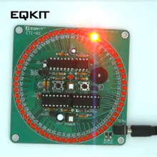 60 Second Countdown Timer DIY Kit Red Smart Timing Alarm Electronic Parts and Components Eletronicos Digital Clock Timer
