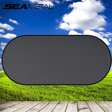 Universal Windshield Sun Shade Curtain Car Window Sunshade Covers Side