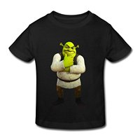 Design Your Own T Shirt Cool Funny Graphic Printed T Shirts Kids Toddler Shrek Little Boys