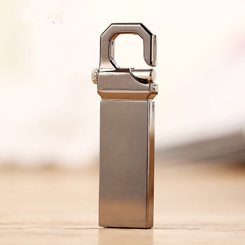 Metal USB Flash Drive Real Capacity 4g 8g 16g USB Stick Waterproof Pendrive 32 Gb 64gb 128gb Usb 2.0 Key Flash Disk