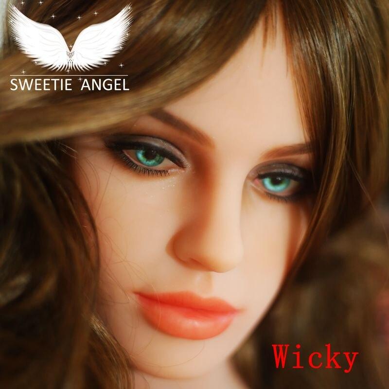 SWEETIE ANGEL ORAL font b sex b font font b doll b font HEAD font b