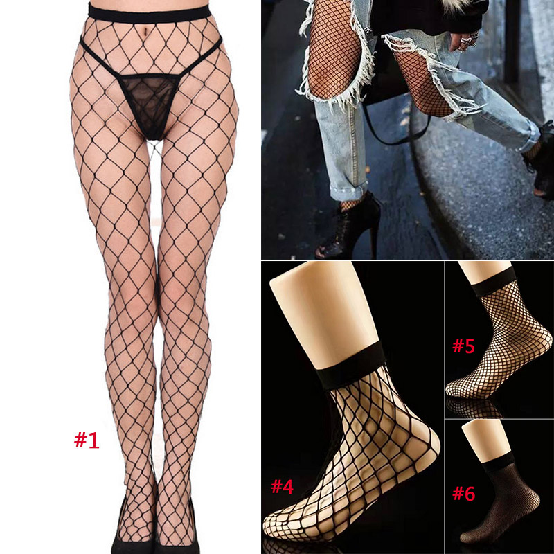 Can recommend Sexy fishnet stocking