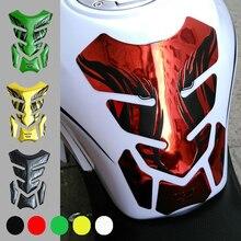 Мотоцикл 3D топливный бак для масла Наклейка защитная крышка Газа кепки стикеры Универсальный Для Honda Harley Yamaha Suzuki Kawasaki