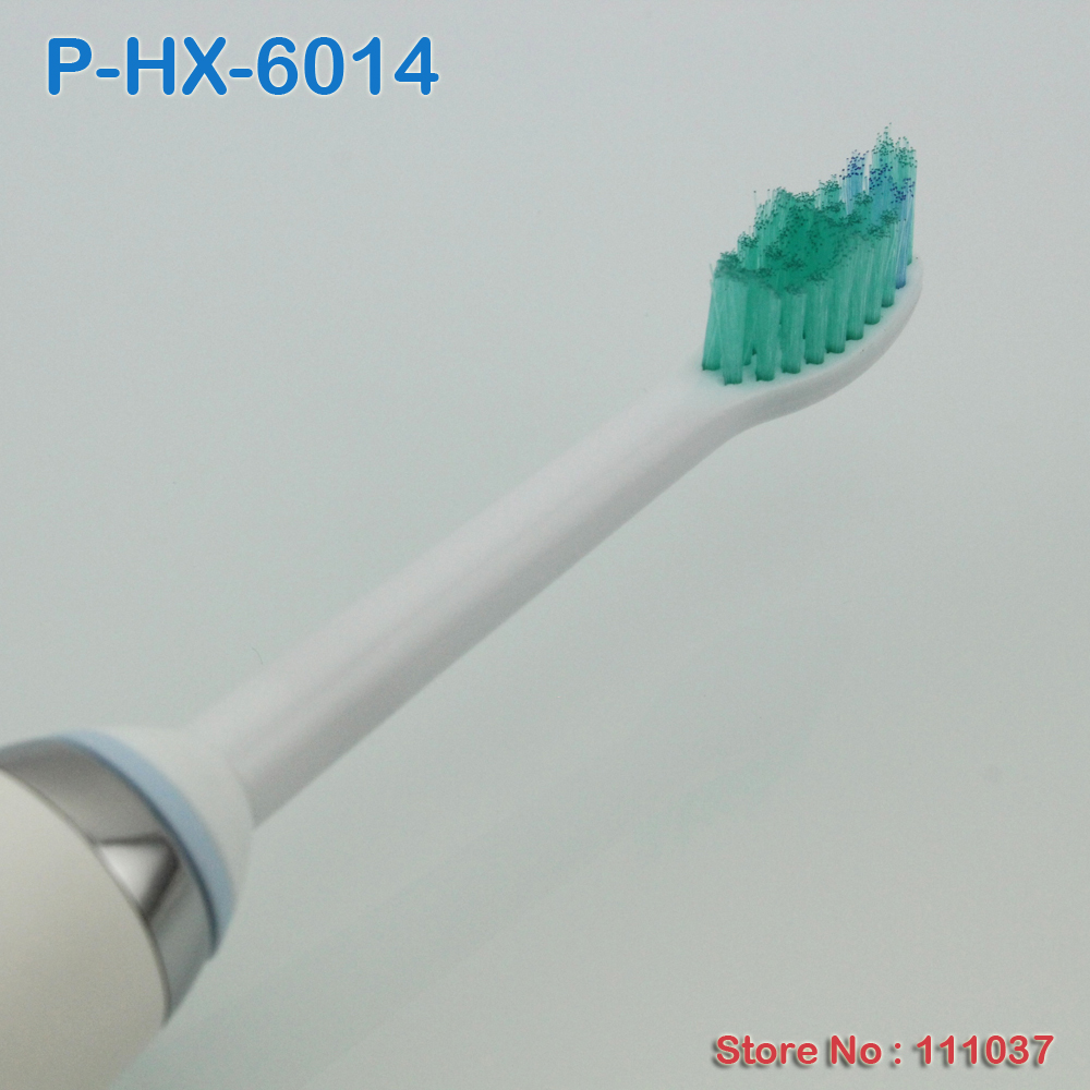 HX6014 Sonic Electric Toothbrush Replacement Heads P HX 6014 Oral Hygiene Care Clean 400pcs/Lot Free Shipping-in Replacement Toothbrush Heads from Home Appliances