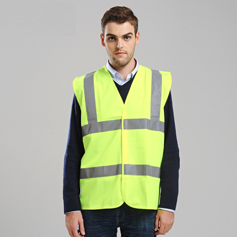 High quality high visibility safety clothing  reflective workwear mens vest waistcoat large size s-xxxl fluorescent yellow    High quality high visibility safety clothing  reflective workwear mens vest waistcoat large size s-xxxl fluorescent yellow