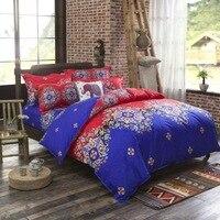 AliExpress Top Recommend Bedding Duvet Set Cover 4 Piece Suit 1 Duvet Cover 1 Bed Sheet