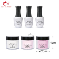 28g Box Dipping Powder Without Primer Without Lamp Cure Nails Dip Powder Gel Nail Color Powder