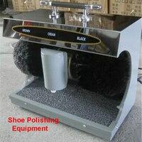 220 V/50Hz ayakkabı aile ayakkabı parlatma makinesi ayakkabı fırça ömrü elektrikli indüksiyon otomatik ayakkabı parlatma makinesi 45W