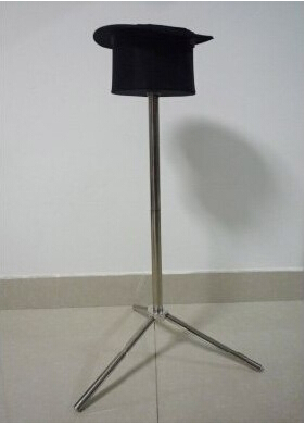 Collapsible Top Hat Stand - Side Table Magic Trick Magician Close Up Illusions Gimmick Props Magia Table comedy