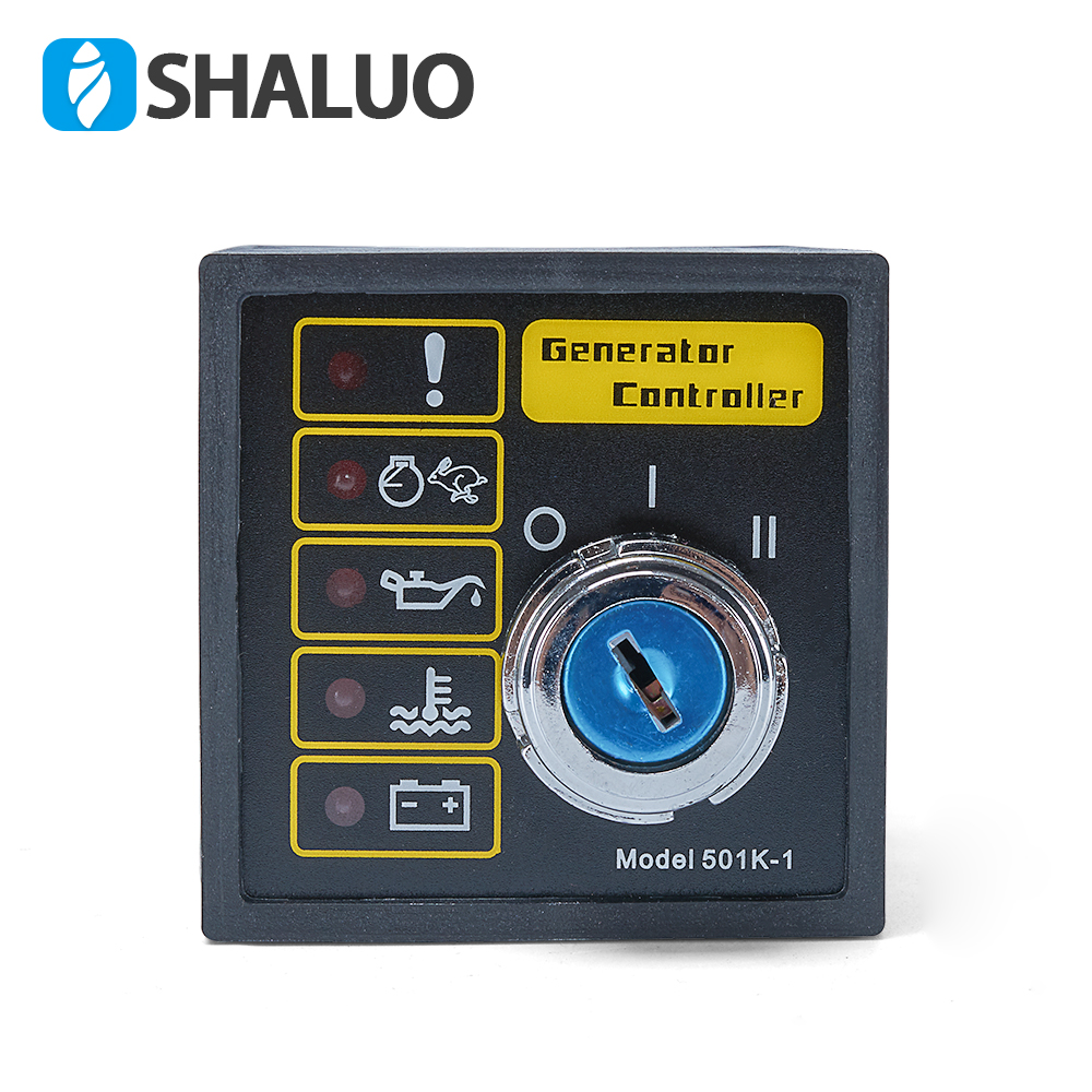 Generator Controller unit 501K auto start control pannel DSE501K Diesel brushless electronic board genset part replace