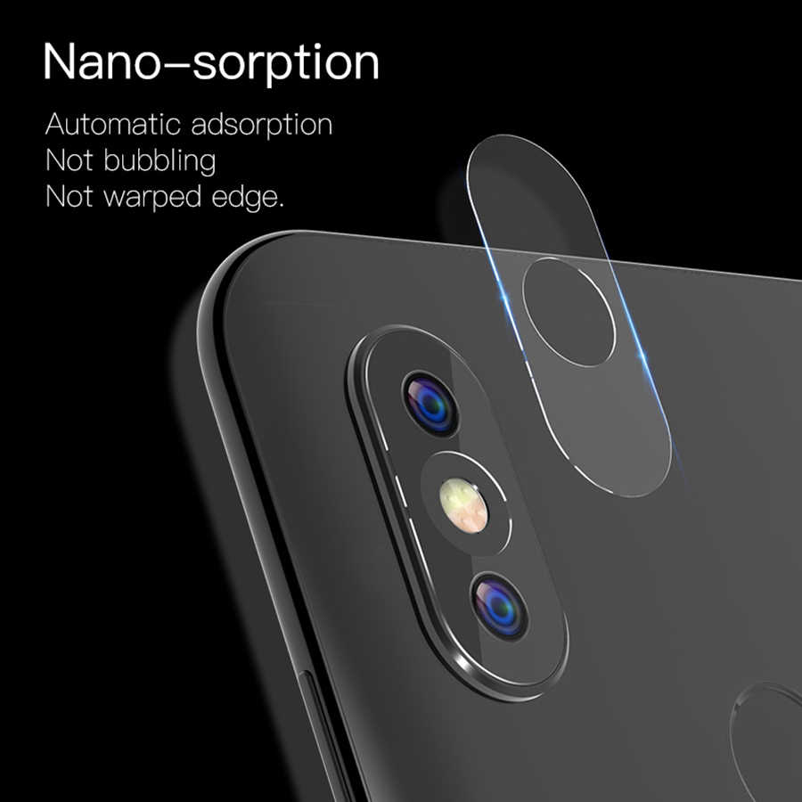 Lensa Kamera Belakang Anti Gores untuk Xiaomi Redmi Note 7 6 PRO 5 Plus Pergi S2 6A 4X 6PRO 7pro Layar pelindung Pelindung Kaca Film