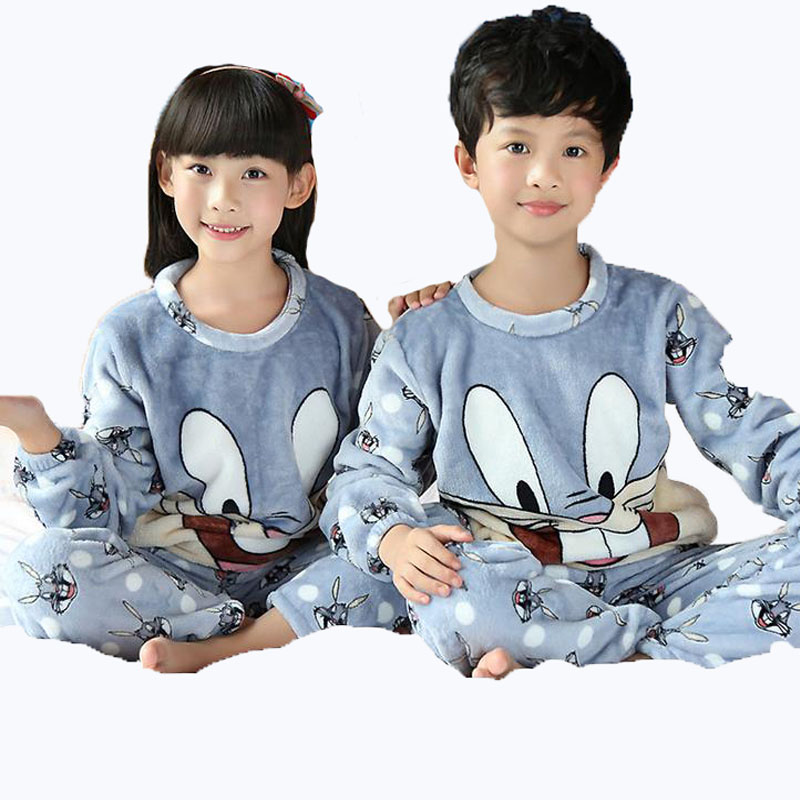 Online Get Cheap Cotton Flannel Pajamas for Kids -Aliexpress.com ...