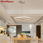 Pendant Lights For Dining With Colorful Lampshades Hanging Light Fixture Indoor Bar Hang Lamp led Metal Single Lighting