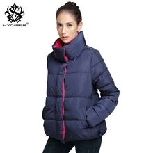 hydiber 2017 New Arrival women Fashion Clothing Women Cultivate Morality Warm Plus Size Winter Jacket And Coats Cotton Parkas