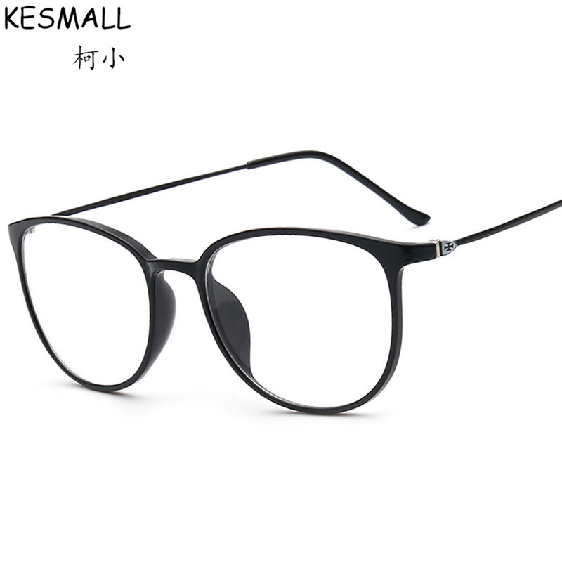2018 Fashion Optical Glasses Frame Women Men Computer