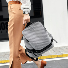 New Real Cow Leather Luxury Fashion Genuine Leather backpack Women Natural Soft Casual Shoulder large bags for women new C559