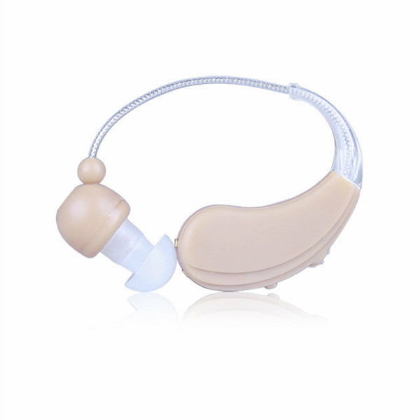 New for hearing aid sound amplifier Adjustable S-109S Digital Hearing Aid Behind Ear Deaf Sound Voice Amplifier Enhancement