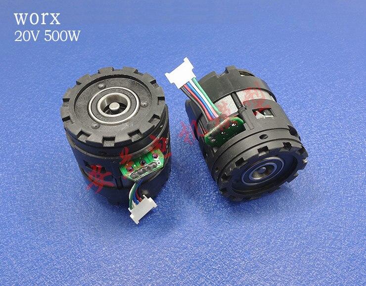 Dc20v 25000rpm 500w brushless motor in the rare earth for Rare earth magnet motor