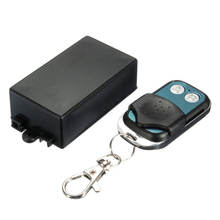 Wholesale5pcs*12V DC 2CH Channel Wireless RF Remote Control Switch Transmitter + Receiver