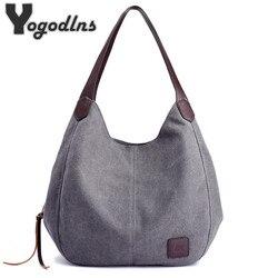 Yogodlns горячие женские Модные Сумочка милая девушка Сумка-тоут сумка для отдыха женская Холщовая Сумка Современная сумочка
