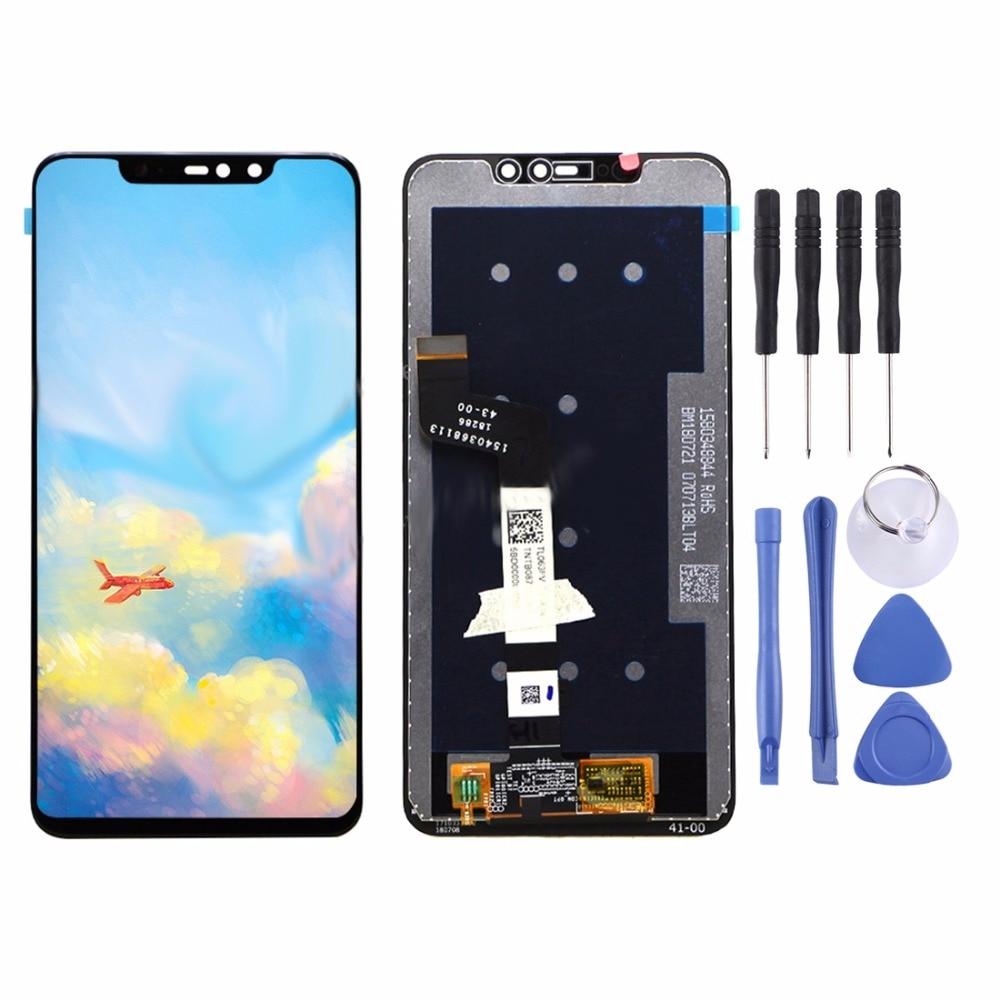 Écran LCD et Digitizer Assemblée Complet pour Xiaomi Redmi Note 6 Pro