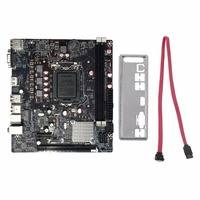 Professional H61 Desktop Computer Mainboard Motherboard 1155 Pin CPU Interface Upgrade USB2.0 DDR3 1600/1333