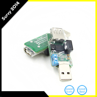 1500V USB To USB Isolator Board Protection Isolation ADUM4160 ADUM3160 Module USB 2 0