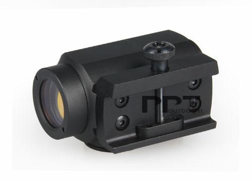 Gorący 1MOA luneta optyka myśliwska kolimator red dot Reflex Tactical Scope elektroniczny noktowizor przełącznik polowanie czerwona kropka PP2-0065