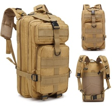Outdoor Sports Multifunctional Camouflage Backpack Mountain Hiking Bag Shoulder Tactical Travel