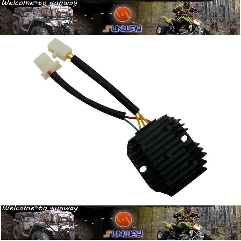 Régulateur de tension électrique CDI moto YIMATZU pour Scooter moto CFOMOTO CF250 CH250 - 2