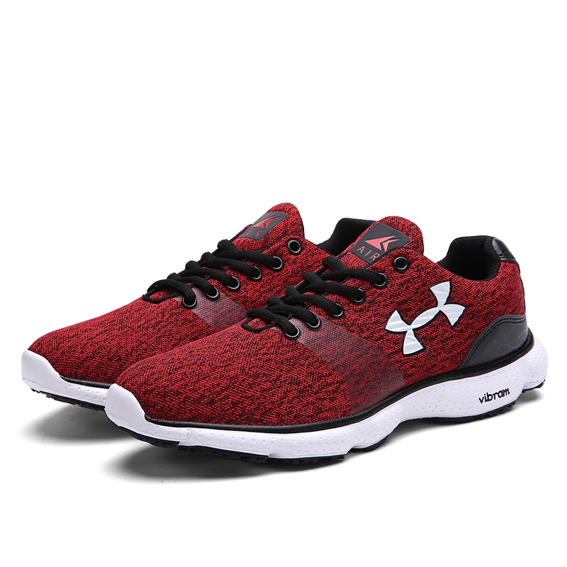 breathable casual shoes lace up mens trainers flat