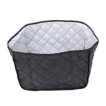 Чехол для тостера 11,5 дюйма Wide X 8 дюймов Deep X 8 дюймов High Diamond Series для двух тостеров с защитой от пыли и отпечатков пальцев