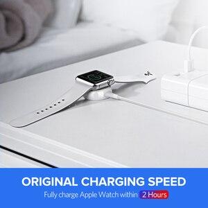Image 5 - Cargador Ugreen para Apple Watch cargador MFi inalámbrico de carga magnética Cable USB 1M adaptador para Apple Watch Series 4 3 2 Cable