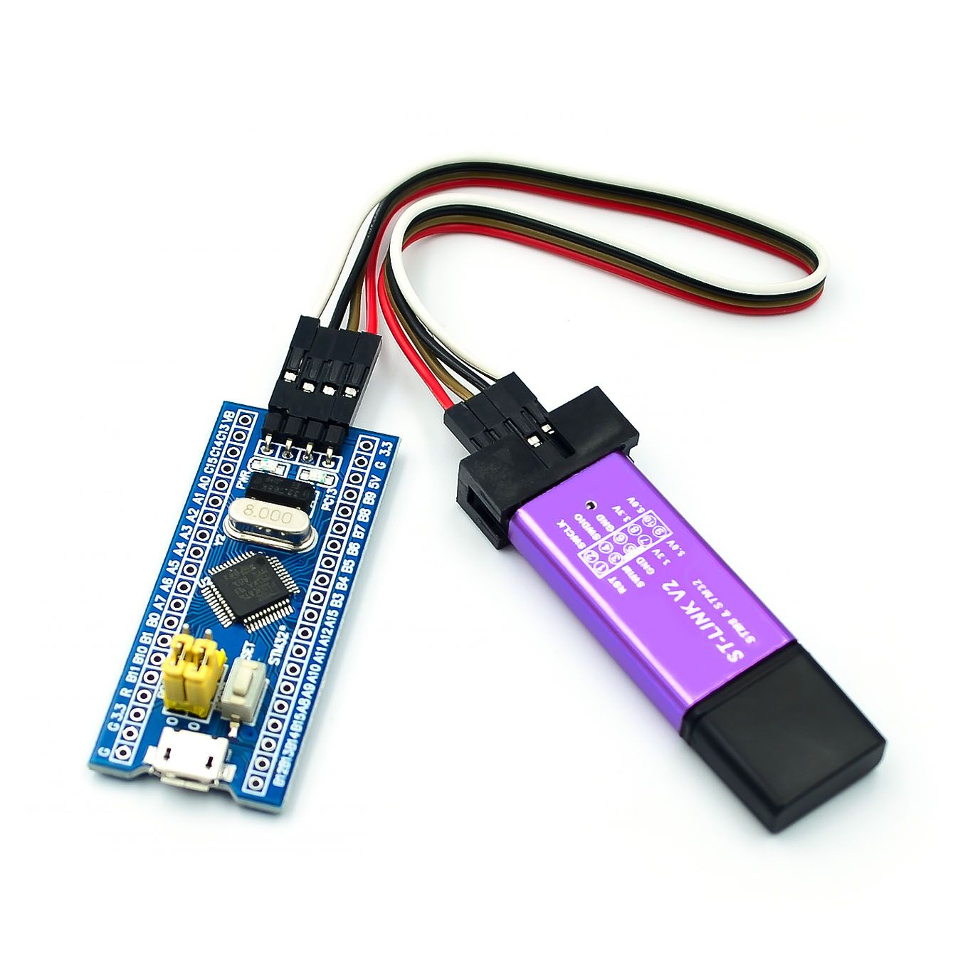 CKS32F103C8T6 STM32F103C8T6 ARM STM32 Minimum System Development Board Module For Arduin