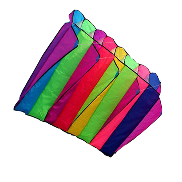 Free Shipping  Single-line Kite Software Eight Holes Umbrella Easy To Carry And Easy To Fly Large Force