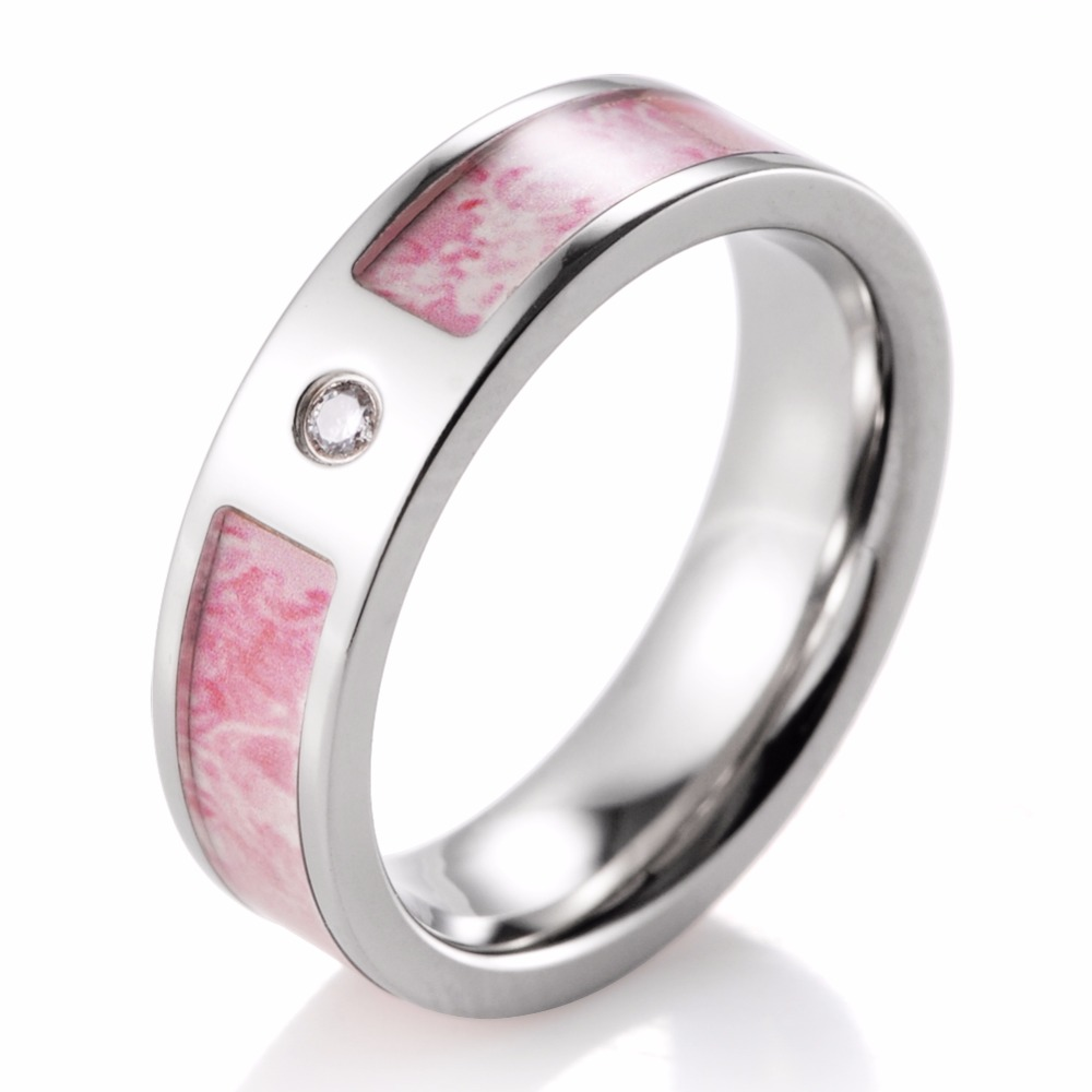 best camo wedding rings for him and her cheap camo wedding rings