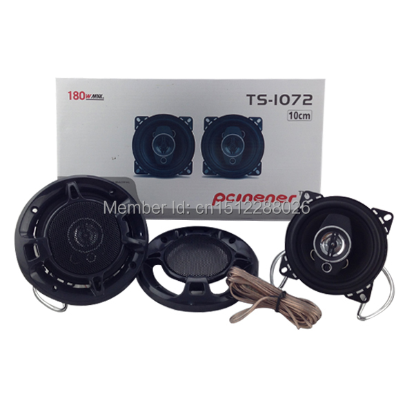 The new TS 1072,4 inch car speakers, car speakers.-in Tweeters from  Automobiles & Motorcycles on Aliexpress.com | Alibaba Group