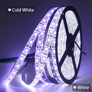 Image 5 - 5050 RGB LED Strip Waterproof  5M 300LED DC 12V LED Light Strips Flexible Neon Tape with Remote RGB controller and 3A 36W Power