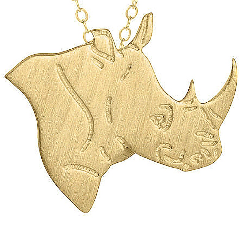 Fashion Jewelry Gold Silver Color Animal Avengers Necklace