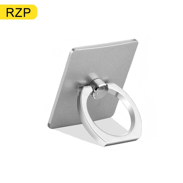 RZP 360 Rotate Finger Ring Phone Ring For iPhone X Samsung S 9 Huawei Xiaomi Ring Mobile Phone Rotate Stand Holder Bracket Tools