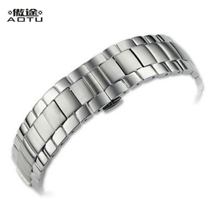Acier inoxydable Bracelets Pour Tissot 1853 T024 Hommes Bracelets Montres 22 MM Sport Montres Bande Mâle Bracelet Ceinture Top Qualité Bracelet