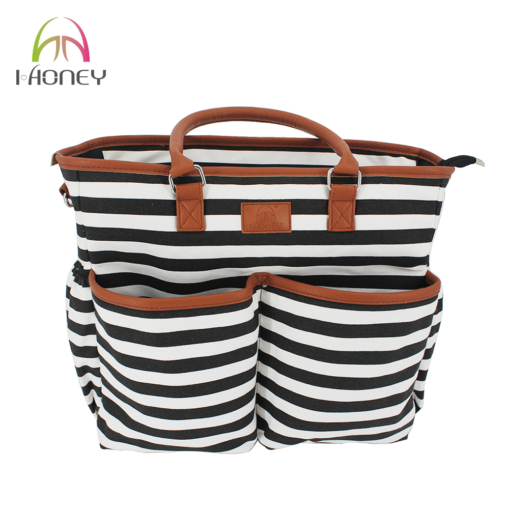 diaper bag designer brands e7v8  IHONEY4U Fashion Diaper Bag Mummy Maternity Nappy Bag with Changing Pad  Brand Large Capacity Designer Nursing Bag for Stroller