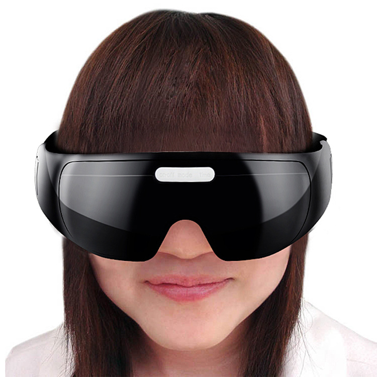 Eye Care!Eye Massager  Protect eyesight dark circles alleviate fatigue for head massage magnetic treatment free ship abs electric eye care massager magnetic therapy vibration alleviate fatigue dark circles alleviate massage healthy care