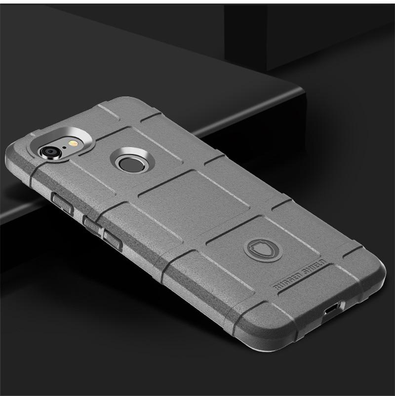 Armor Anti-Shock Cases For Google Pixel 3 XL Case Cover Soft Anti-Shock Bumper For Google Pixel3 XL Capa
