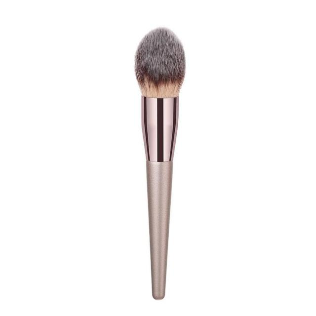 New Women's Fashion Brushes 1PC Wooden Foundation Cosmetic Eyebrow Eyeshadow Brush Makeup Brush Sets Tools 4