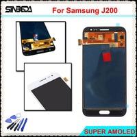 Sinbeda Super AMOLED LCD Screen For Samsung Galaxy J2 2015 J200 J200F J200Y J200G J200H 5