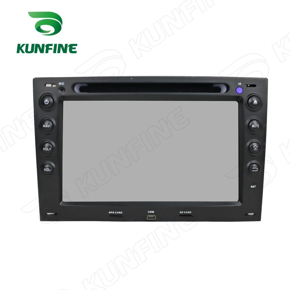 Car dvd GPS Navigation player for RENAULT Megane A